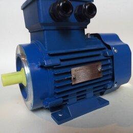 Производственно-техническое оборудование - Двигатель асинхронный 5аи 63 а2 новый, 0