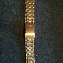 Ремешки для часов - Браслет Citizen 59-S04780 для часов BL5403-54E, 0