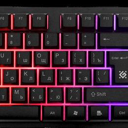 Клавиатуры - Клавиатура для компьютера игровая с подсветкой, 0