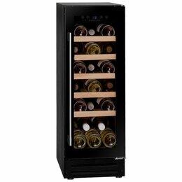 Винные шкафы - Встраиваемый винный шкаф dunavox dx-41.130 в Черном цвете, 0