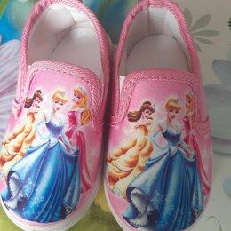 Балетки, туфли - Детские эльза туфельки, 0