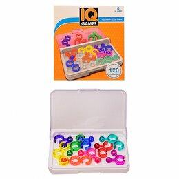Головоломки - IQ игра - головоломка, orange, 0