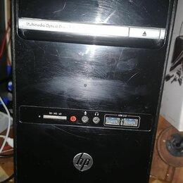 Настольные компьютеры - Компьютер игровой (возможен торг) , 0
