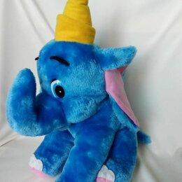 Мягкие игрушки - Мягкая игрушка – слоник Дамбо, 0