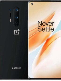 Мобильные телефоны - Б/У Oneplus 8 PRO 8/128GB black oxygenos NFC, 0