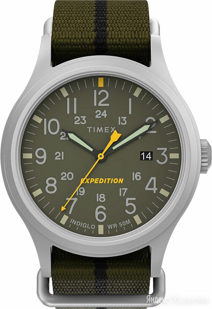 Наручные часы Timex TW2V07700 по цене 7990₽ - Наручные часы, фото 0