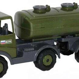 Настольные игры - Муромец, автомобиль военный с полуприцепом-цистерн, 0