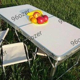 Походная мебель - Туристический набор мебели стол+4 стула пикник, 0