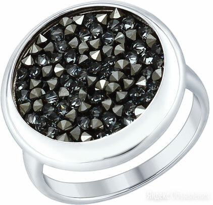 Кольцо SOKOLOV 94012428_s_18-5 по цене 2100₽ - Кольца и перстни, фото 0