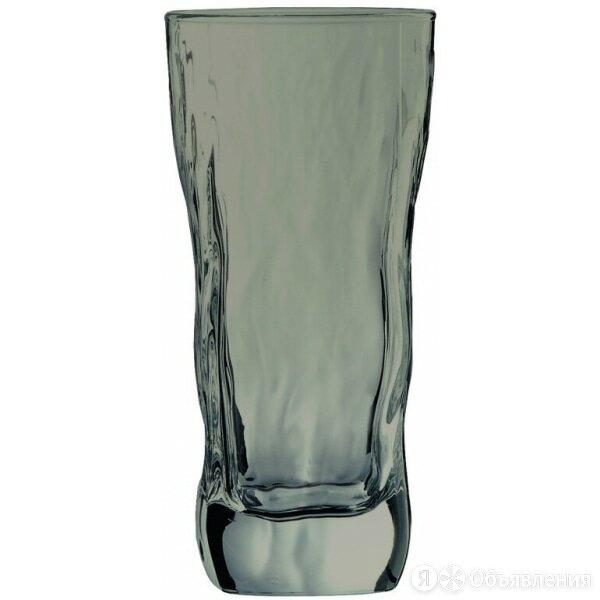 Набор стаканов Luminarc Icy Сияющий графит 400мл 3шт высокие,стекло по цене 425₽ - Кружки, блюдца и пары, фото 0