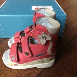 Обувь для малышей - Ортопедическая обувь ORTMANN Etna, 0