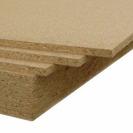 Древесно-плитные материалы - Плита древестно-стружечная (ДСП)  2,50х1,83 *16мм, 0