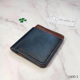 Кошельки - Бумажник из натуральной кожи, 0