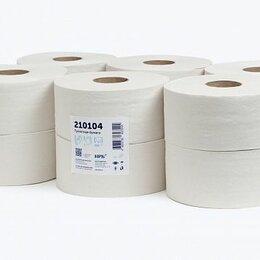 Туалетная бумага и полотенца - Туалетная бумага ТБ 1-300 Basic, NRB-210104 (12шт), 0