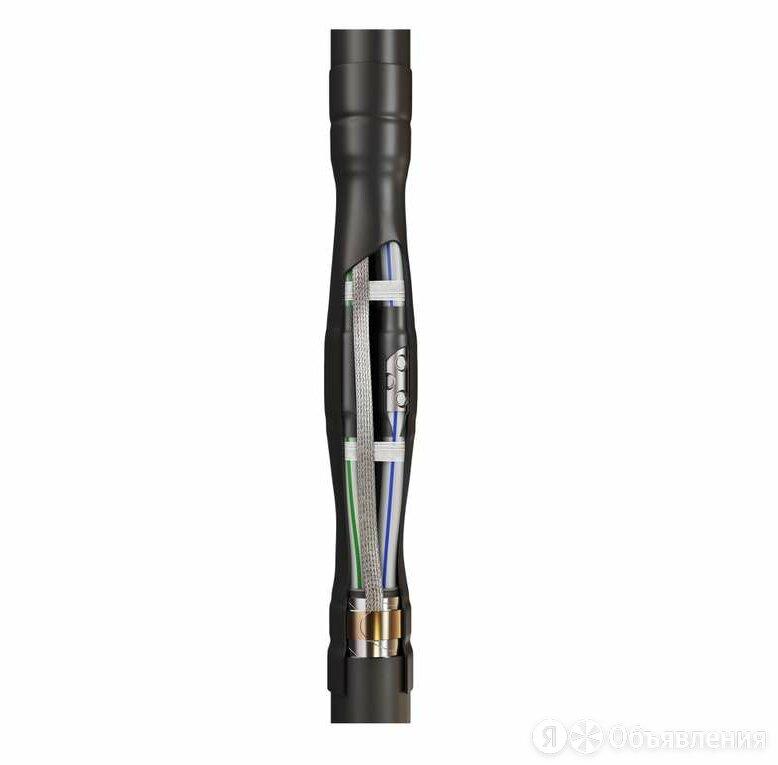 Муфта кабельная соединительная 4ПСТ(б)-1-70/120-Б КВТ 57798 по цене 2649₽ - Кабели и провода, фото 0