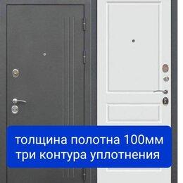 Входные двери - Дверь входная Троя белая эмаль. Доставка бесплатная , 0