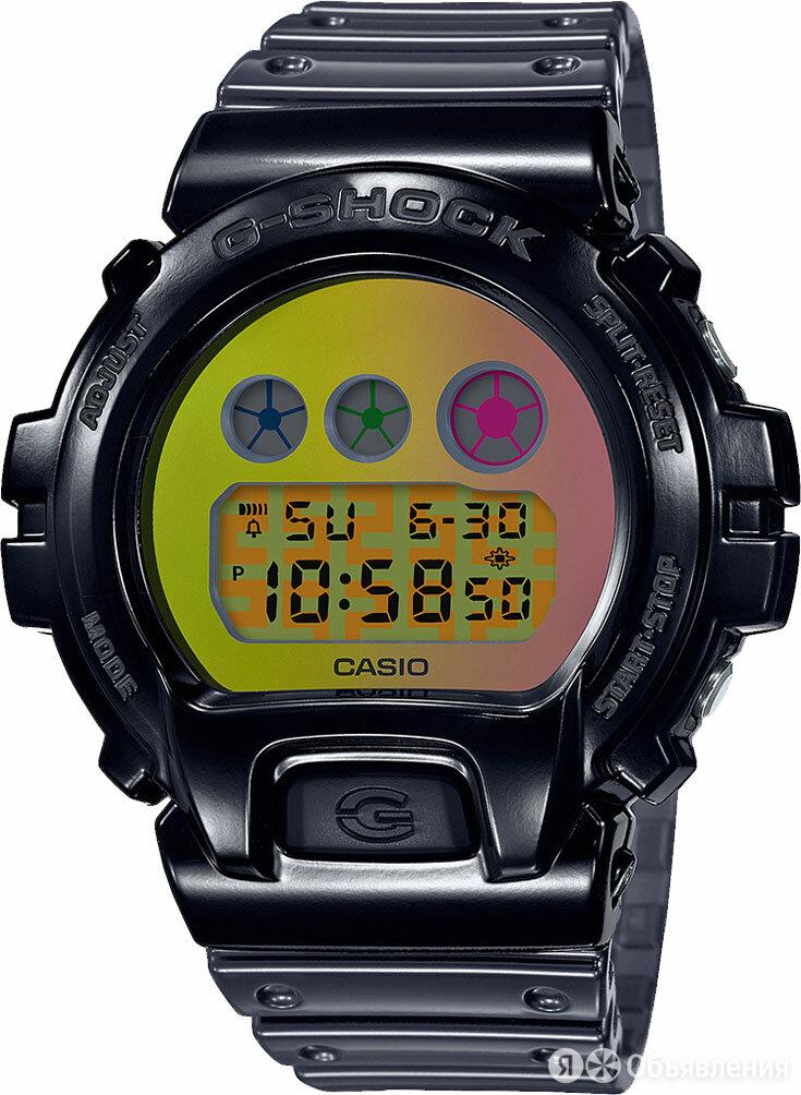 Наручные часы Casio DW-6900SP-1ER по цене 12990₽ - Наручные часы, фото 0