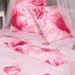 Постельное белье - Постельное бельё 2,0 сп, плотная бязь. , 0