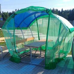 Аксессуары для садовой мебели - Чехол для беседки Астра с москитной сеткой, 0