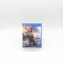 Игры для приставок и ПК - Игра для PS4 battlefield 1, 0