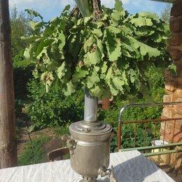Аксессуары - Веники дуб, берёза, 0