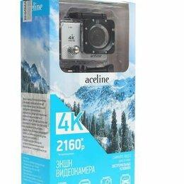 Экшн-камеры - Экшн-камера aceline s-60 серебристый 4K, 0