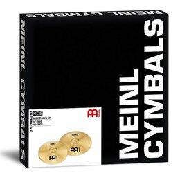 """Ударные установки и инструменты - Meinl HCS1418 HCS Basic Cymbal Set Комплект тарелок 14, 16"""", 0"""