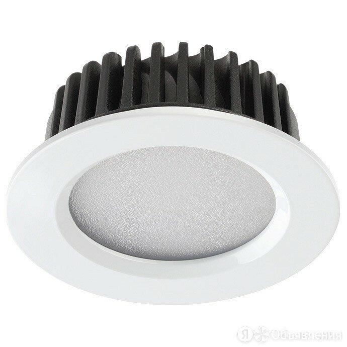 Встраиваемый светильник Novotech Drum 357907 по цене 2737₽ - Люстры и потолочные светильники, фото 0