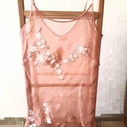 Домашняя одежда - Шёлковая сорочка  Lionella , 0