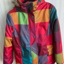 Комплекты верхней одежды - Куртка и штаны для девочки зимние, 0