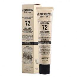 Кремы и лосьоны - Крем для рук № 72 с ягодным запахом W.Dressroom Moisturizing Perfume Hand Cr..., 0