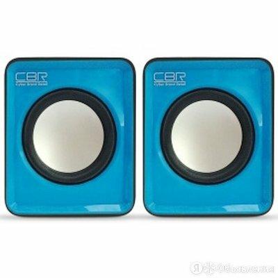 Колонка CBR CBR CMS-90 Blue по цене 468₽ - Портативная акустика, фото 0