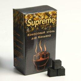 """Уголь - Кокосовый уголь """"Supreme"""", 96 кубиков, 0"""