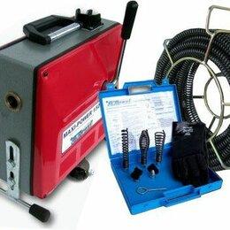 Инструменты для прочистки труб - Электромеханическая прочистная машина Maxi Power 100, 0