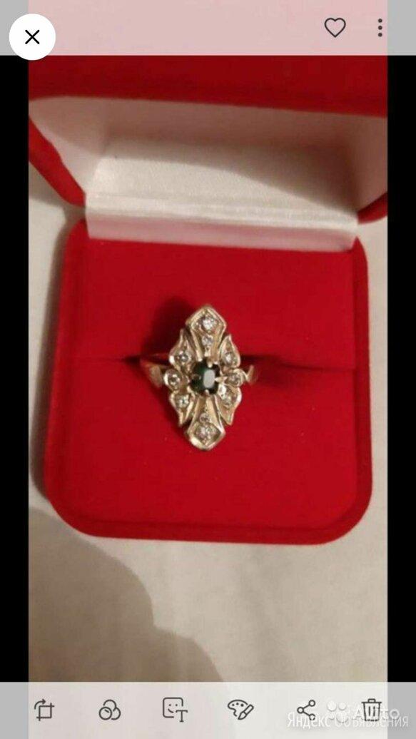 Кольцо с бриллиантами по цене 45000₽ - Кольца и перстни, фото 0