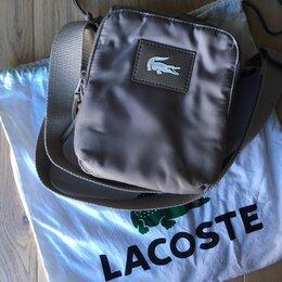 Дорожные и спортивные сумки - Сумка lacoste оригинал (Новая), 0