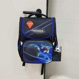 Рюкзаки, ранцы, сумки - Рюкзак школьный ортопедический Winner, 0