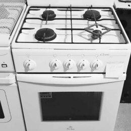 Плиты и варочные панели - Плита газовая de luxe 5040.38бел, 0