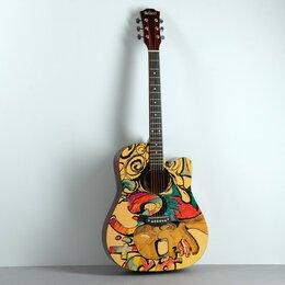 Акустические и классические гитары - Акустическая гитара Belucci BC4040 1563, 0