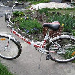 Велосипеды - Stels pilot 410 2007 года, 0