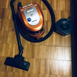 Пылесосы - Пылесос самсунг 1800w sc6570 на запчасти , 0