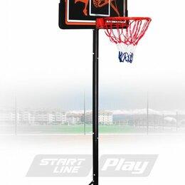 Стойки и кольца - Баскетбольная стойка standart-003f новая в упаковке , 0