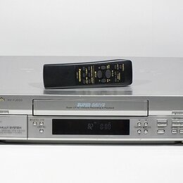 Видеомагнитофоны - Видеомагнитофон VHS Panasonic NV-Fj600AU, 0