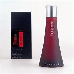 Парфюмерия - Парфюмерная вода hugo boss deep red, 0
