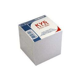 Бумага и пленка - Бумага Для Зам. 80Х80Х100 Белая 1000Л. 514125, 0