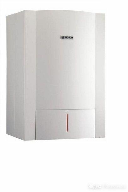 Котел конденсационный газовый Bosch Condens 7000 WT 24 со встроенным бойлером по цене 381153₽ - Отопительные котлы, фото 0