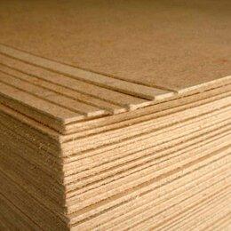 Древесно-плитные материалы - Двп листы, 0