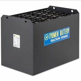 Аккумуляторы и зарядные устройства - Тяговый аккумулятор 48V 400Ah 24 x 4PzS 400 для погрузчика TCM FB15-7, 0