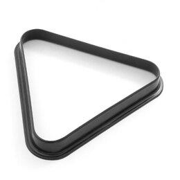 Аксессуары для столов - Треугольник 38 мм (черный пластик), 0