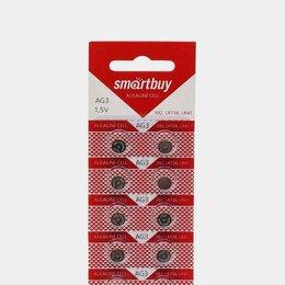 Батарейки - Батарейка SmartBuy AG3 1.5V, 0